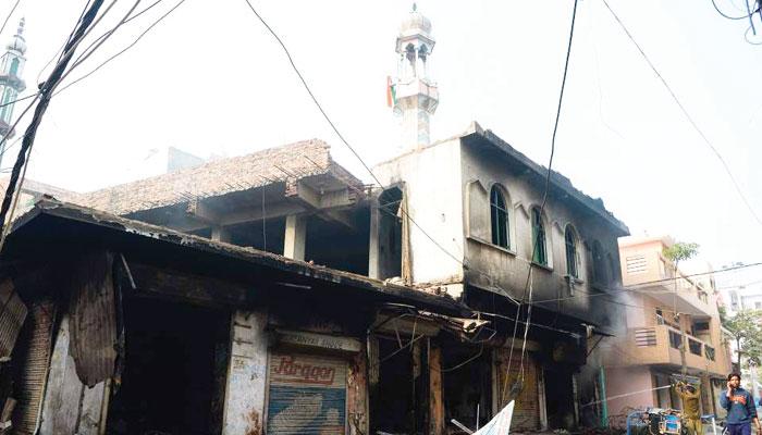 اسلام آباد میں مندر کی تعمیر