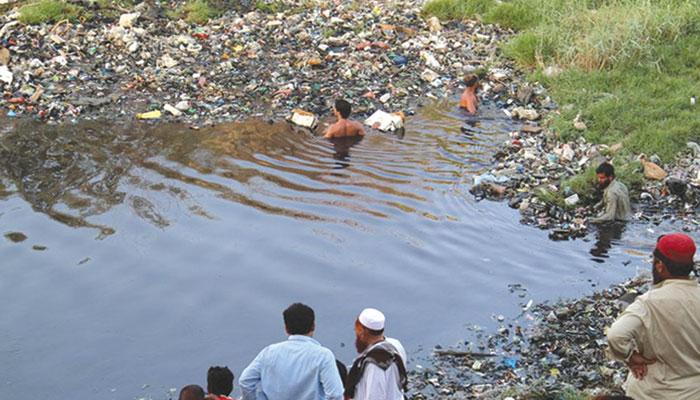 کراچی کے نالوں کے ''نالے''
