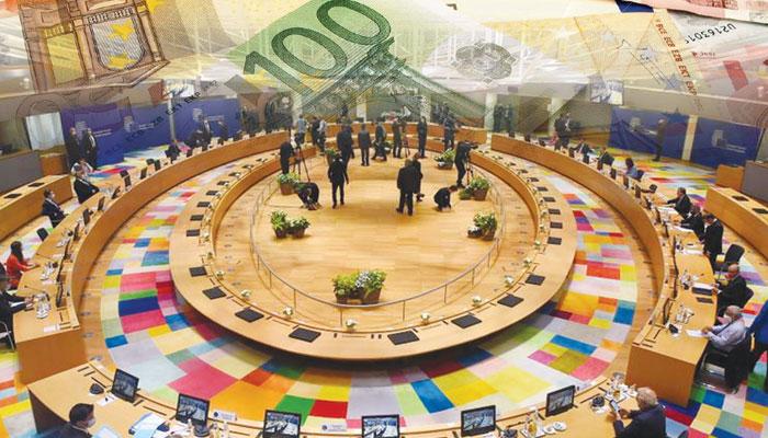 یورپی یونین رہنماؤں کا میراتھن اجلاس کے بعد 750ارب یورو بحالی فنڈ کا معاہدہ