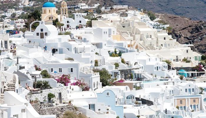 عمارتوں کو ٹھنڈا رکھنے کے لیے ''سپر سفید'' رنگ