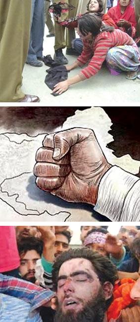 تنازع کشمیر عالمی ضمیر کیلئے بڑا چیلنج