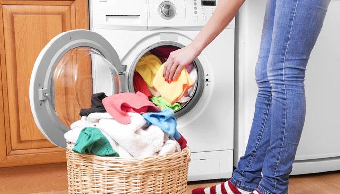 واشنگ مشین میں ناپاک کپڑے پاک کرنے کاطریقہ…!