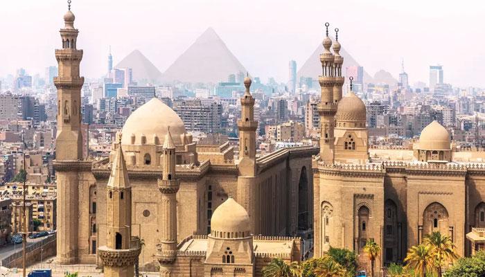 ''قاھرہ'' کی تاریخی عمارتیں