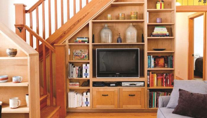 گھر میں اضافی اسٹوریج کیسے بنائی جائے؟