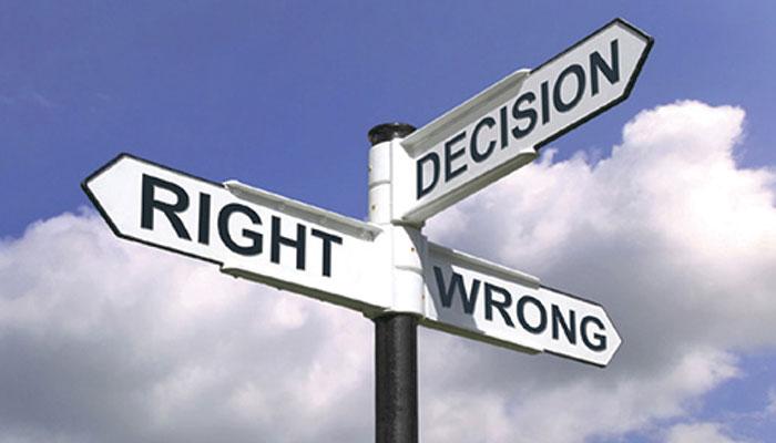 کامیاب لوگ بڑے فیصلے کس طرح کرتے ہیں؟