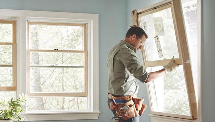 کھڑکیوں کی مرمت کرنے کے طریقہ
