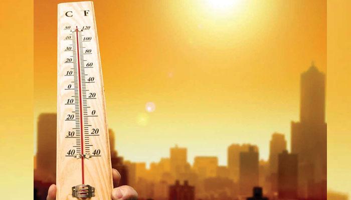 کراچی کا بڑھتا درجہ حرارت اور تعمیر