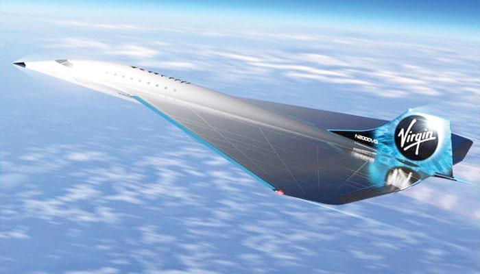 ہوا کی رفتار سے 3 گنا تیز رفتار مسافر بردار طیارہ