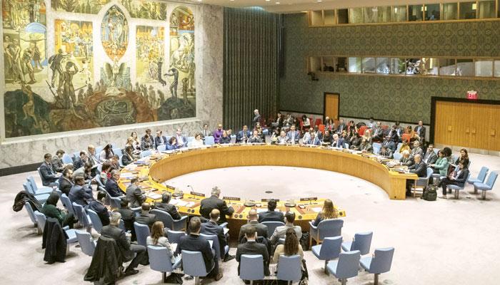 اقوام متحدہ میں ایران کے خلاف امریکا کی شکست