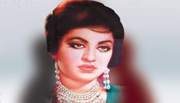 پنجابی فلموں کی خوبصورت  ہیروئن ''فردوس''