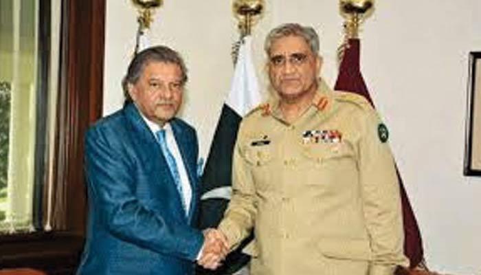 آرمی چیف جنرل باجوہ کی قومی کھیل پر توجہ قابل ستائش