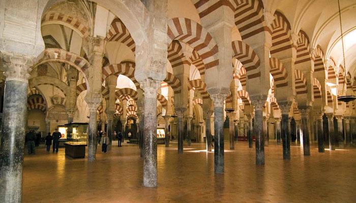 اسپین کی عظیم تاریخی 'مسجد قرطبہ'