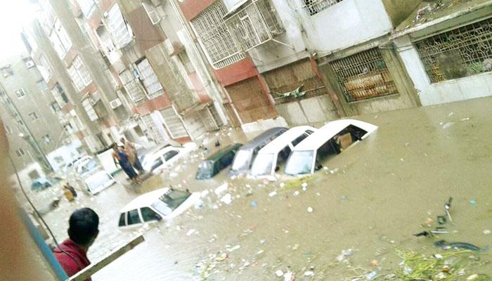 کراچی کیوں ڈوبا؟