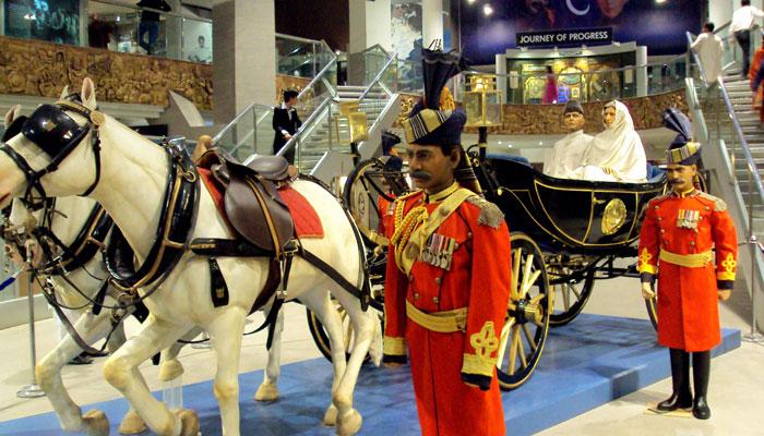 پاکستان مونومنٹ میوزیم... ایک قومی یادگار