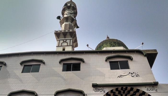 پہلی مسجد کو ویران کرنا ناجائز ہے