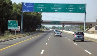 Motorway Incident