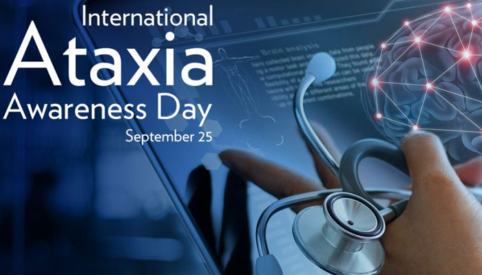 اٹیکسیا: اعصابی نظام میں خلل کا مرض