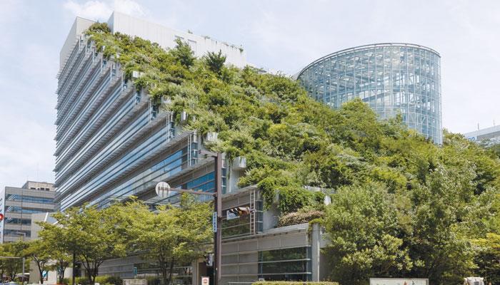 دنیا کی خوبصورت ماحول دوست عمارتیں