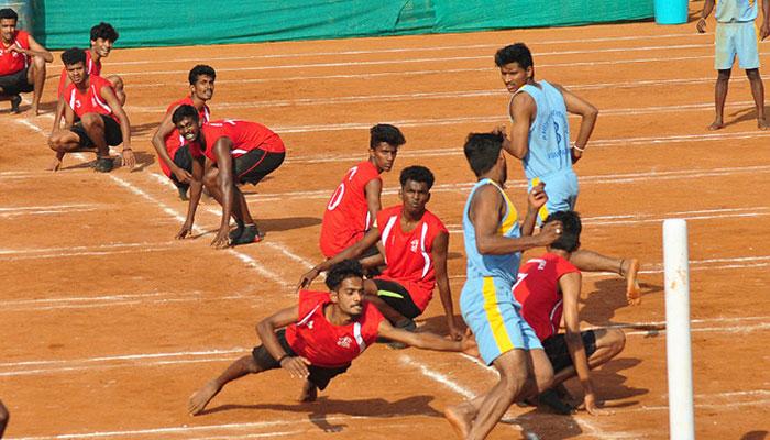 برصغیر کا مقبول کھیل کھوکھو