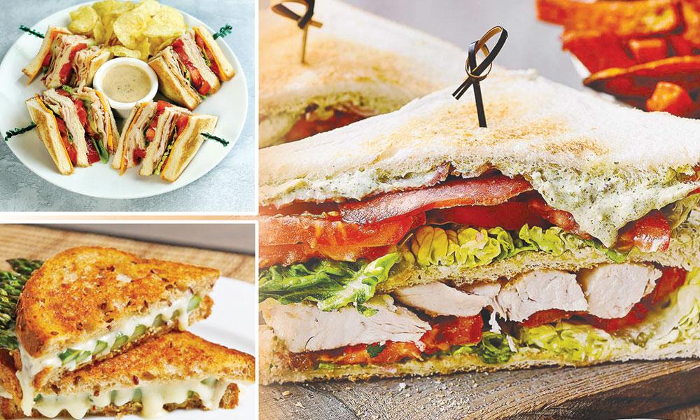 ہلکی بھوک ہو تو مزیدار سینڈوچ کھائیں