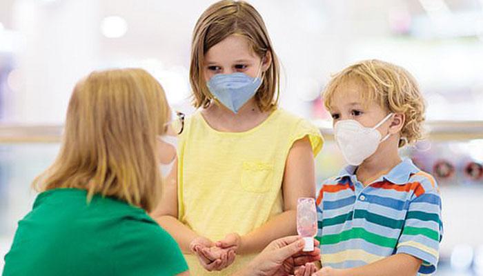 غیرظاہری علامات والے بچے اور کووڈ-19کے خطرات