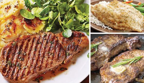 Recipe Of Steak
