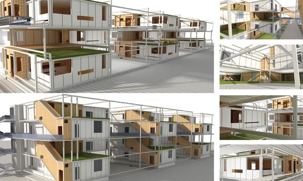 دورِ جدید کے گھر کس طرح ڈیزائن کیے جائیں؟