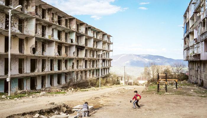 آذربائیجان اور آرمینیا کی جنگ