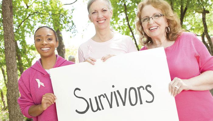 اکتوبر: چھاتی کے سرطان سے آگاہی کا مہینہ