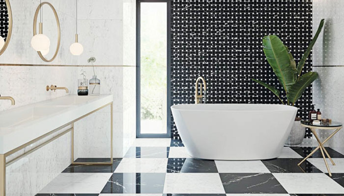 گھر کو مختلف 'ٹائلز پیٹرن' سے خوبصورت بنائیں