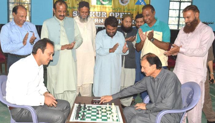 نیب سکھر شطرنج ٹورنامنٹ کراچی نے جیت لیا