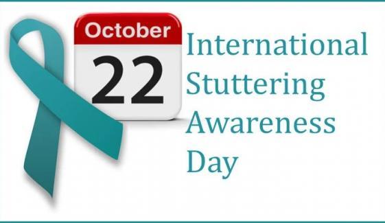 International Stuttering Awareness Day