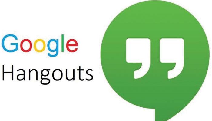 گوگل سے ہینگ آؤٹ میسجنگ سروس ختم کرنے کا اعلان