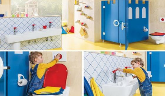 Bathroom Design Of Children
