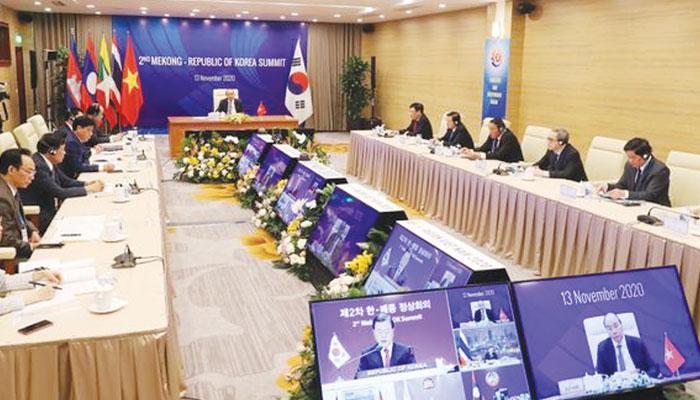 ایشیا پیسیفک ممالک ، تاریخ کے سب سے  بڑے آزاد تجارت کے معاہدے پر دستخط