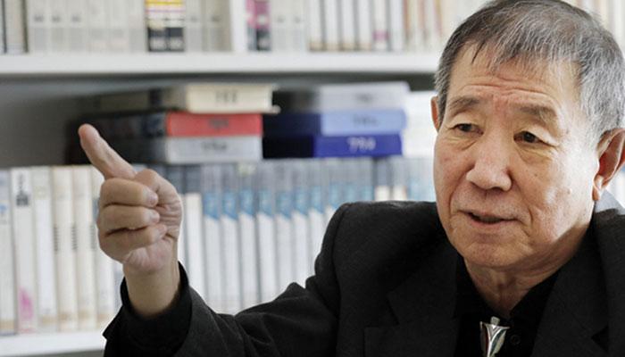 جنوبی کوریا کا مشہور ادیب ''آہن جونگ ہائیو''