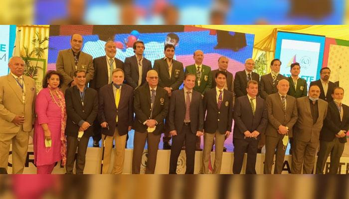 فرسٹ ایتھلیٹ فورف ۔ پاکستان اولمپک کا تاریخی اقدام