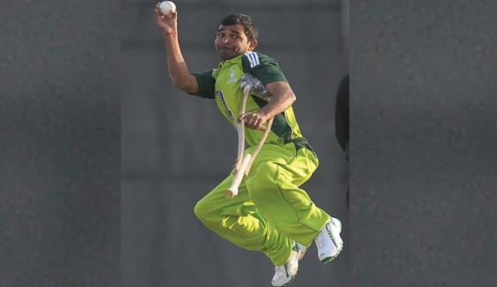 Farhan Saeed Cricketer