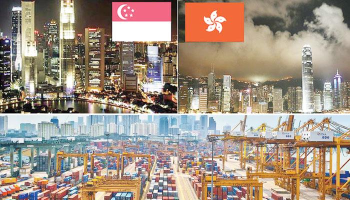 سنگاپور:کیا ایشیائی ''شیر'' ہانگ کانگ کا متبادل ہوسکتا ہے؟