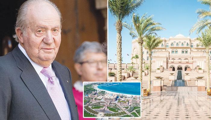 جان کارلوس کی جانب سے ہسپانوی ٹیکس معاملات حل کرنے کی کوشش میں  6لاکھ 80 ہزار یورو کی ادائیگی