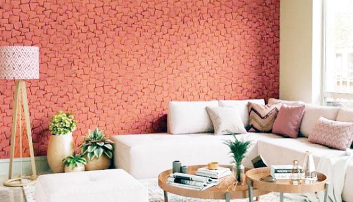 تخلیقی انداز سے دیواروں کی سجاوٹ