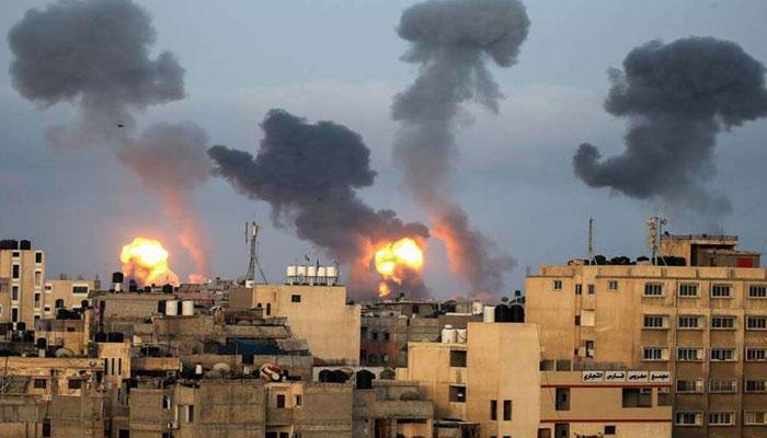 فلسطین جل رہا ہے، مسلم اُمہ تماشائی ہے
