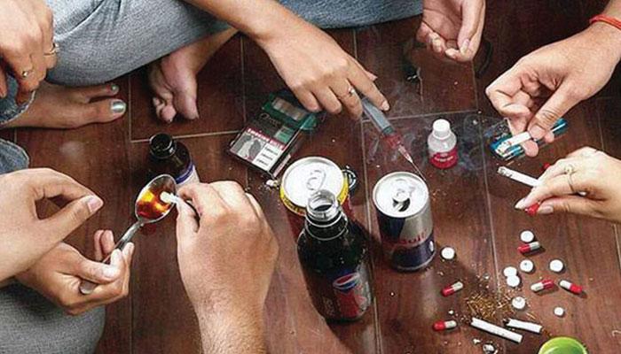 منشیات کی کُھلے عام فروخت
