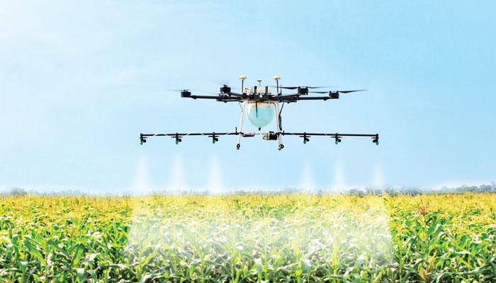 زراعت کی نئی دنیا
