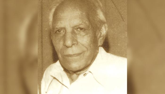 پاکستانی ادیب ''غلام عباس''
