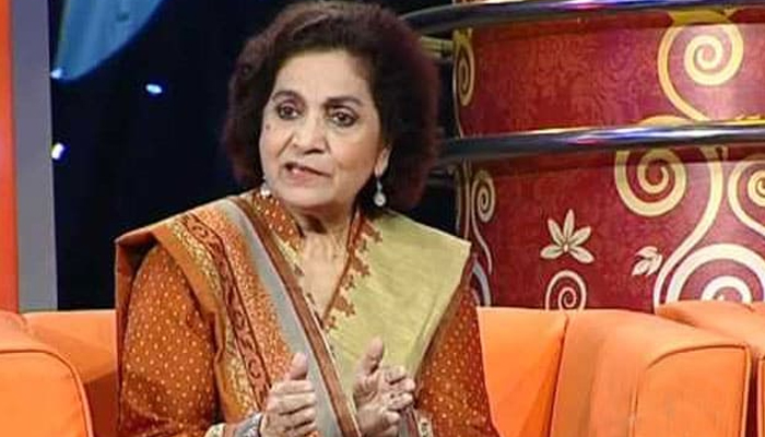 پاکستان کی مقبول ترین مصنفہ ''حسینہ معین''