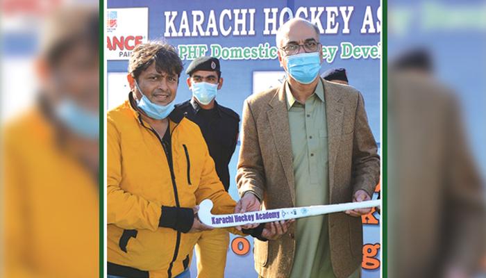 کراچی میں ہاکی کا ٹیلنٹ تلاش کرنے کی کامیاب کوشش