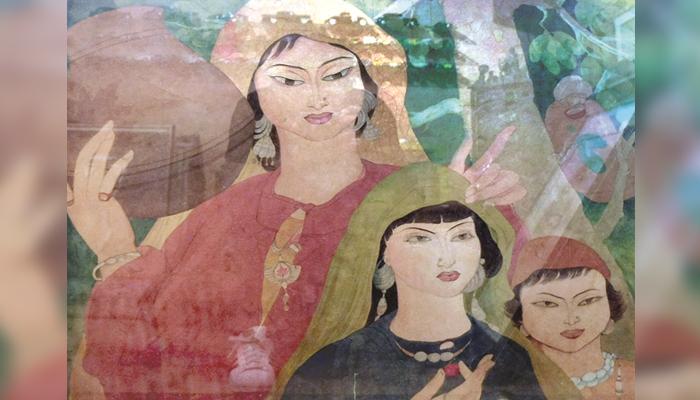 مصورِ مشرق... عبدالرحمٰن چغتائی