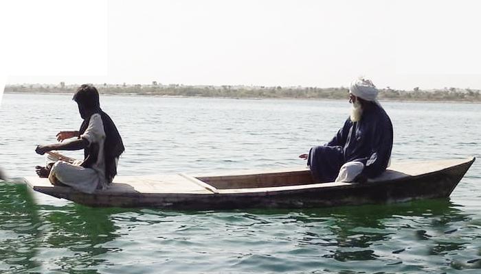 ''کلا نکر'' قدیم جھیل جو پانی کی عدم فراہمی کی وجہ سے تباہی سے دو چار ہے