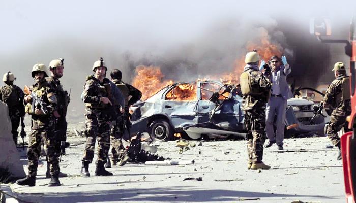 افغانستان: پُرتشدد واقعات اور امن مذاکرات کا مستقبل